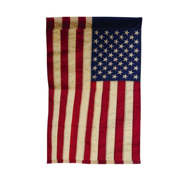 American Traditional Flag by Evergreen Flag & Garden