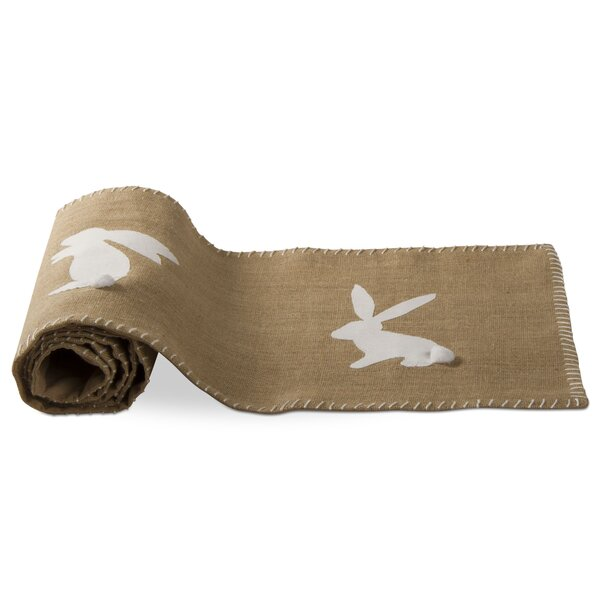 Bunny Hop Table Runner by TAG