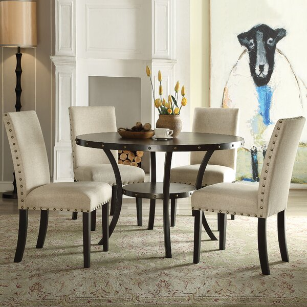 Bezu Dining Table by Gracie Oaks