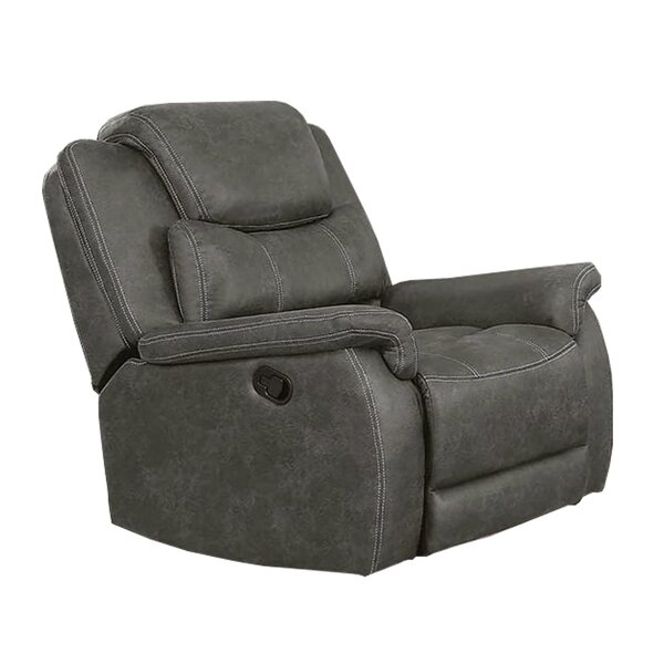 Borrego 24 Manual Glider Recliner W002076667