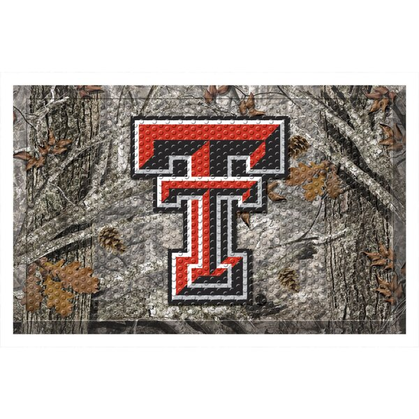 Texas Tech University Doormat by FANMATS