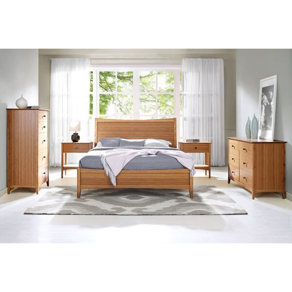 Willow Panel Configurable Bedroom Set by Eco Ridge by Bamax