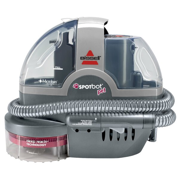 SpotBot Pet Spot and Stain Cleaner by Bissell