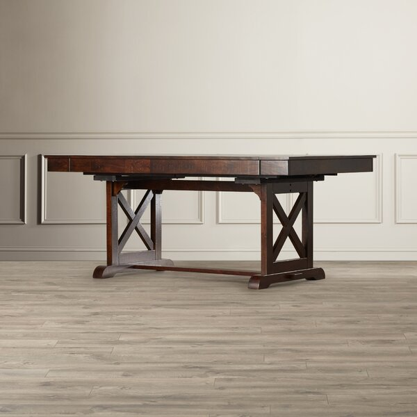 Mannox Extendable Dining Table by Alcott Hill