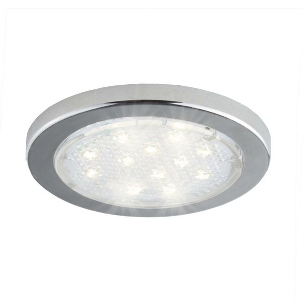 LED Under Cabinet Puck Light (Set of 3) by Bazz