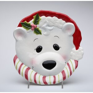 Buy Polar Bear Plate (Set of 4)!