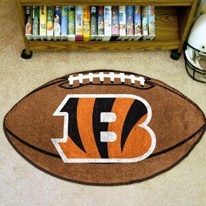 NFL - Cincinnati Bengals Football Mat by FANMATS