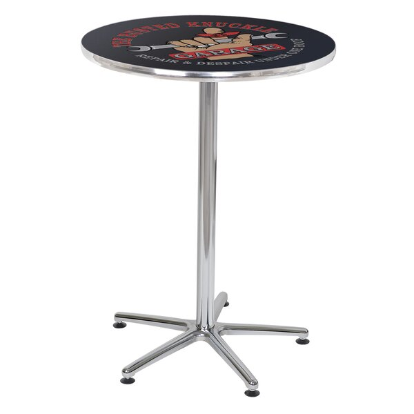 Pub Table by Busted Knuckle Garage