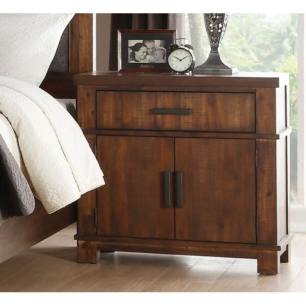 Sunnydale 2 Drawer Nightstand by Brayden Studio