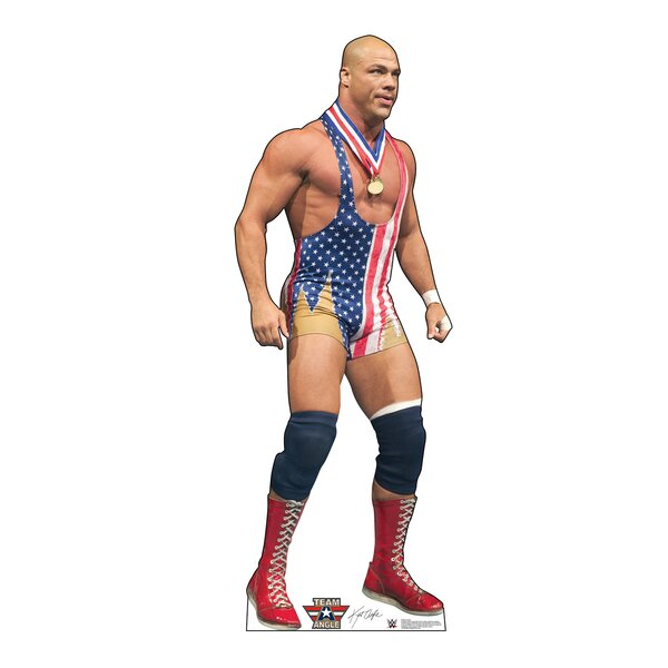 Kurt Angle (WWE) Standup by Advanced Graphics