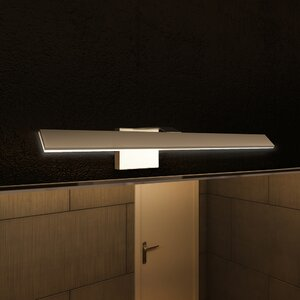 Crompton LED 1-Light Bath Bar