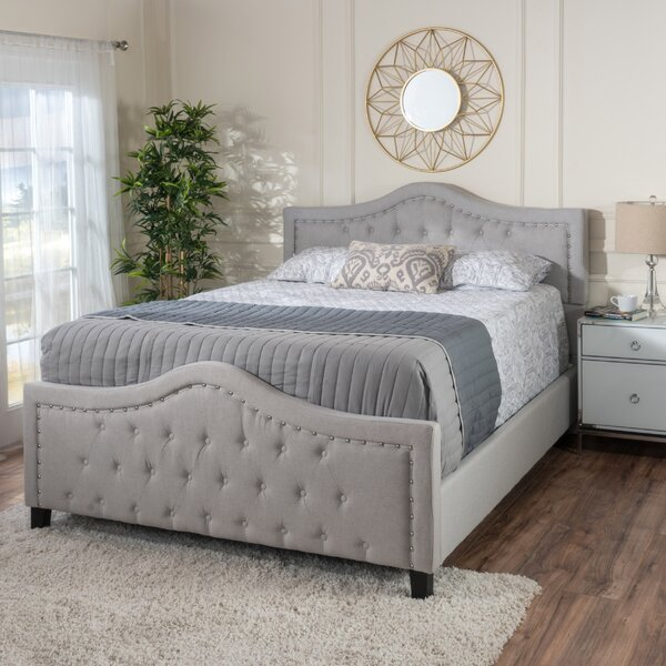 Chandler Queen Upholstered Standard Bed By Willa Arlo Interiors