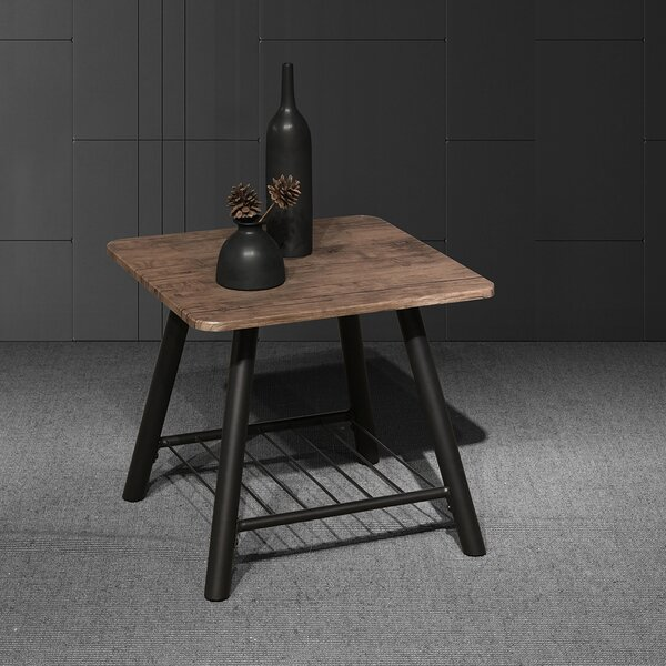 Smyrna End Table With Storage By Zipcode Design