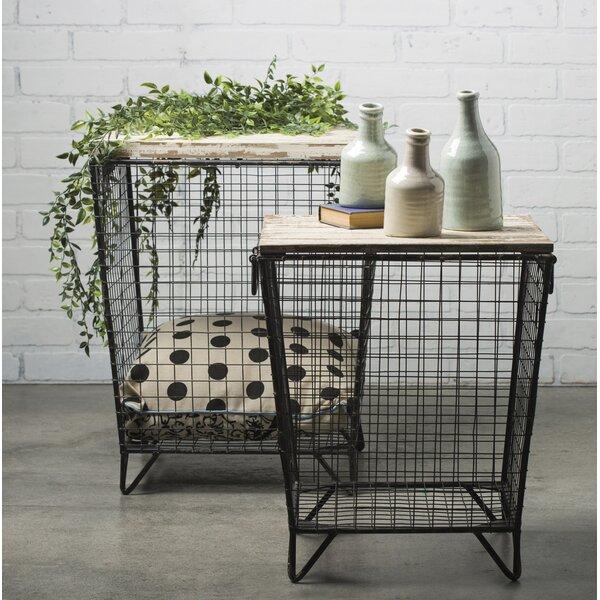 2 Piece End Tables by Trent Austin Design