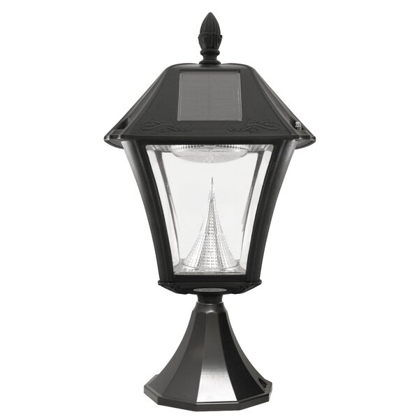 Baytown II Outdoor 10-Light Lantern Head by Gama Sonic