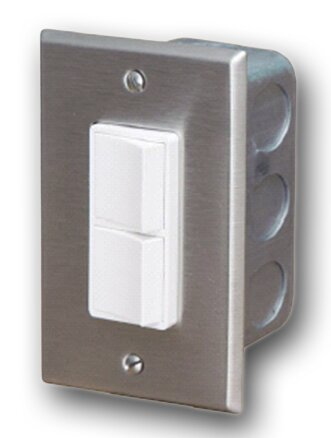In-Wall Duplex Switch By Infratech