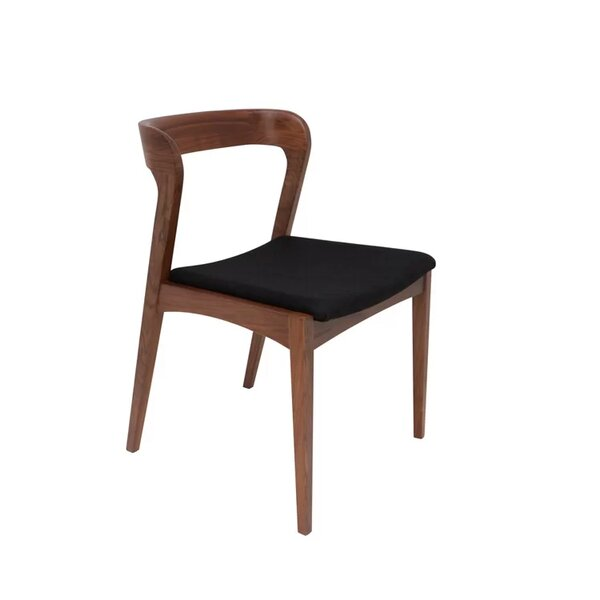 Lachapelle Upholstered Dining Chair by Union Rustic