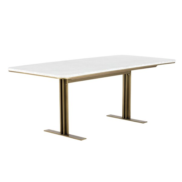 Zenn Ambrosia Dining Table by Sunpan Modern