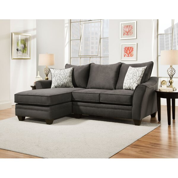 Cupertino Sectional by Chelsea Home Chelsea Home