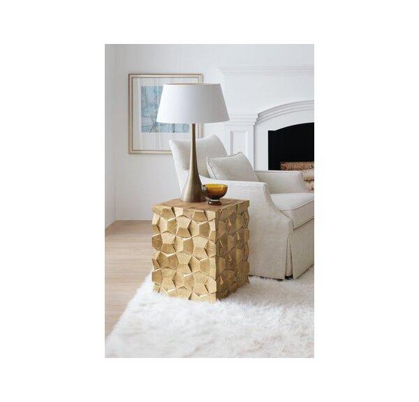 Constantin Block End Table by Hooker Furniture Hooker Furniture