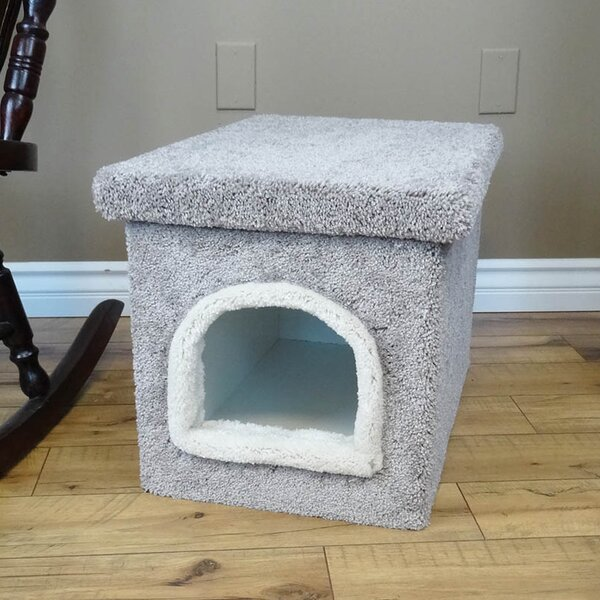 Premier Litter Box Enclosure by New Cat Condos