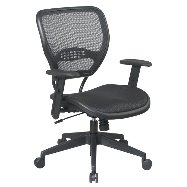 SPACE Mid-Back Mesh Desk Chair by Office Star Products