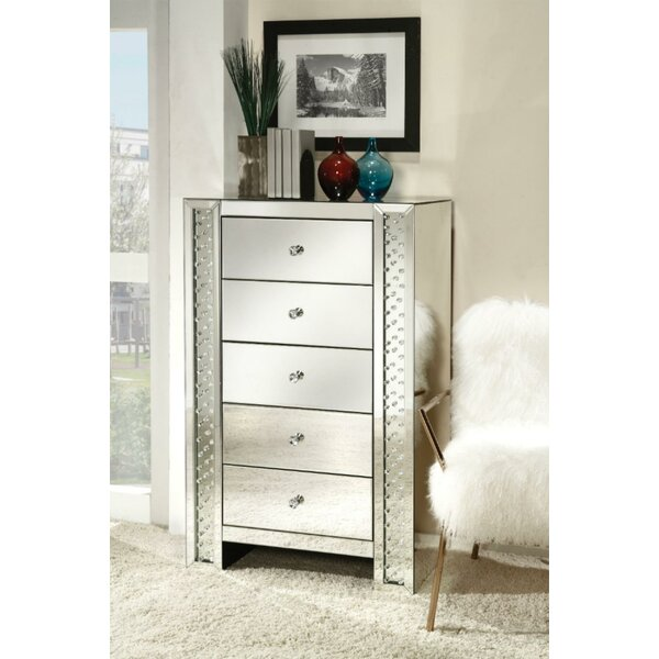 Galion 5 Drawer Chest by Rosdorf Park