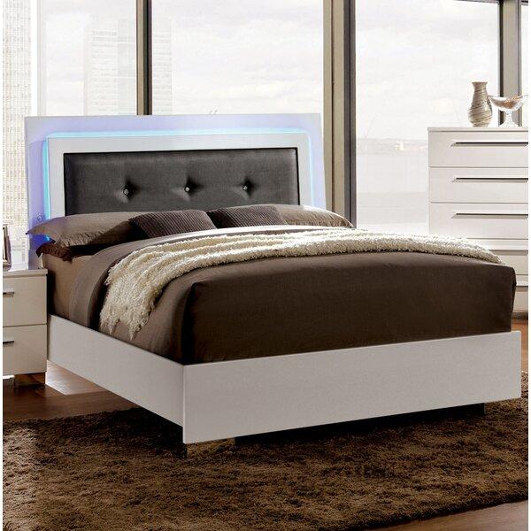 Mahlum Upholstered Platform Bed by Orren Ellis