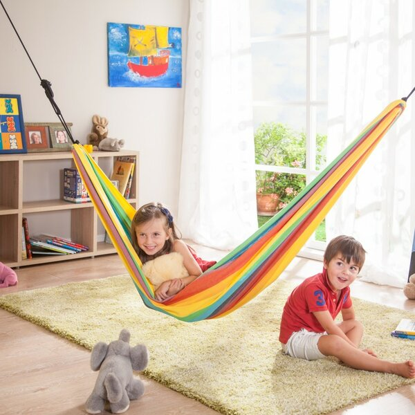 IRI Cotton Tree Hammock by LA SIESTA