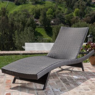 Athanasius Reclining Chaise Lounge byMercury Row