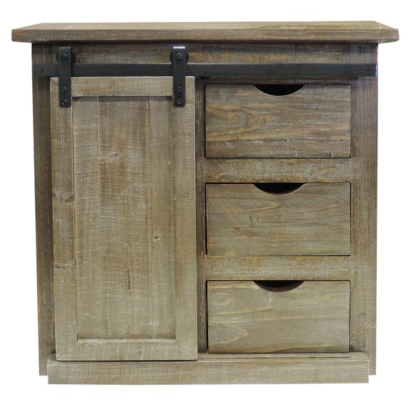 Gerbera 3 Drawer Accent Chest By Gracie Oaks