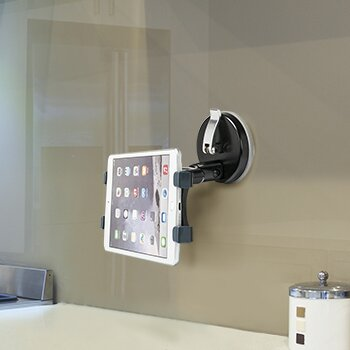 Universal Tablet Suction Stand by Aidata U.S.A