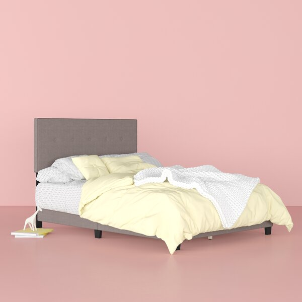 Fazio Upholstered Standard Bed by Wrought Studio