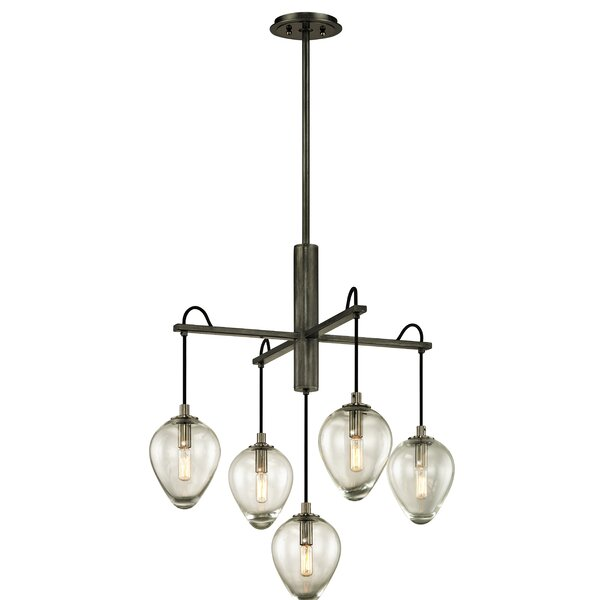 Hathorn 5-Light Sputnik Sphere Chandelier By Williston Forge