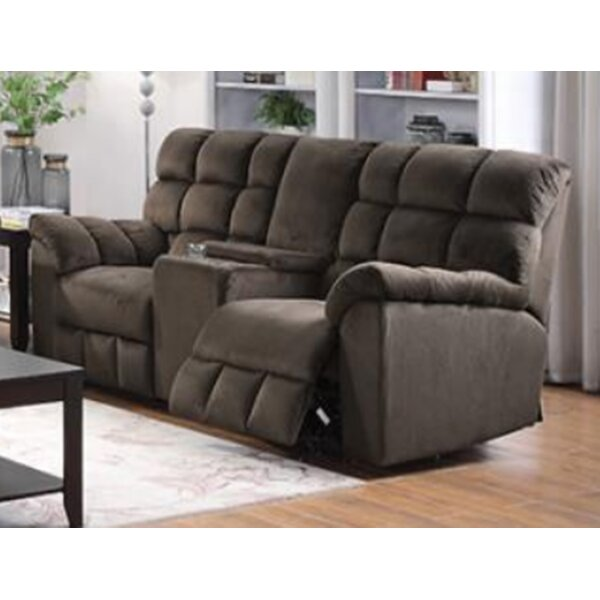 Top Recommend Liddel Reclining Loveseat by Latitude Run by Latitude Run