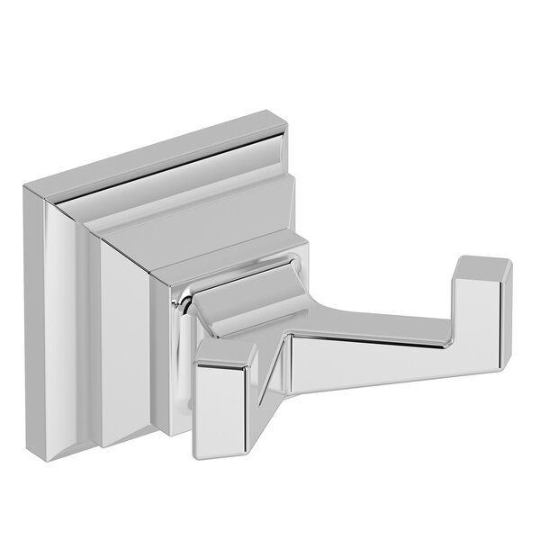 Oxford Wall Mounted Robe Hook by Symmons