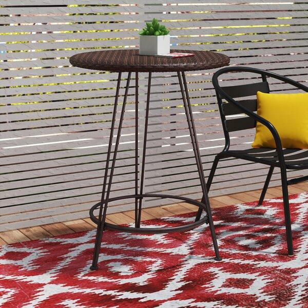 Preslar Bar Table By Wrought Studio