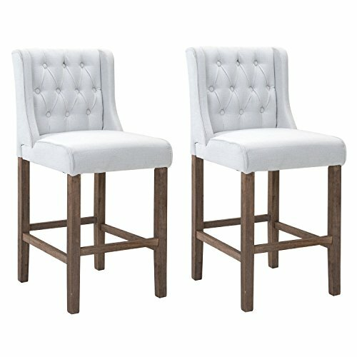Anika 26.5 Bar Stool (Set of 2) by One Allium Way