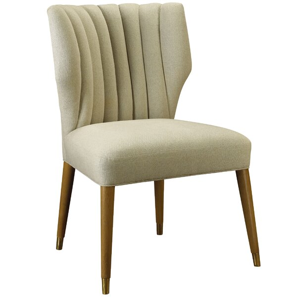 Plyler Kraus Upholstered Dining Chair by One Allium Way
