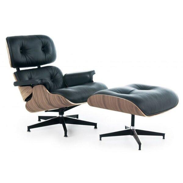 Gould Swivel Armchair by Brayden Studio