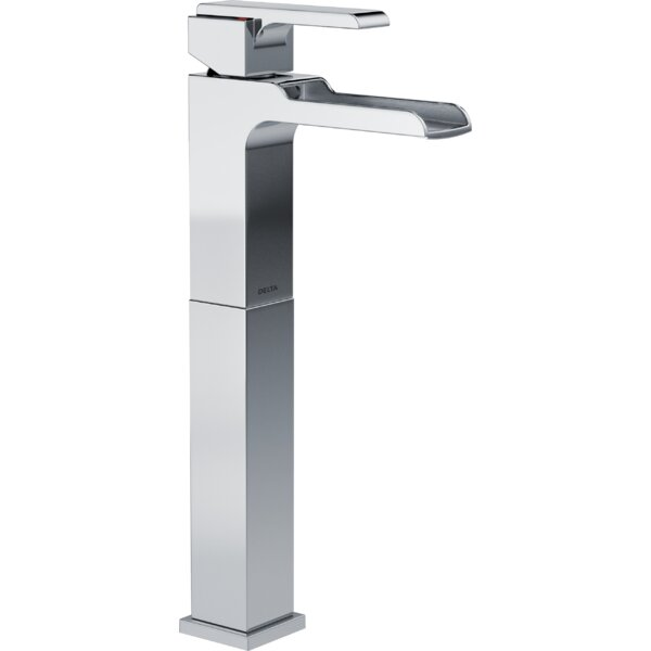 Ara Vessel Sink Bathroom Faucet by Delta