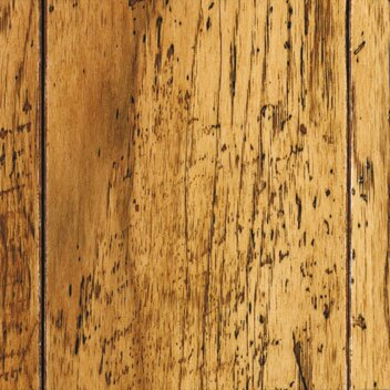 Chesapeake Plank 5 Engineered Hickory Hardwood Flooring in Amber by Mannington
