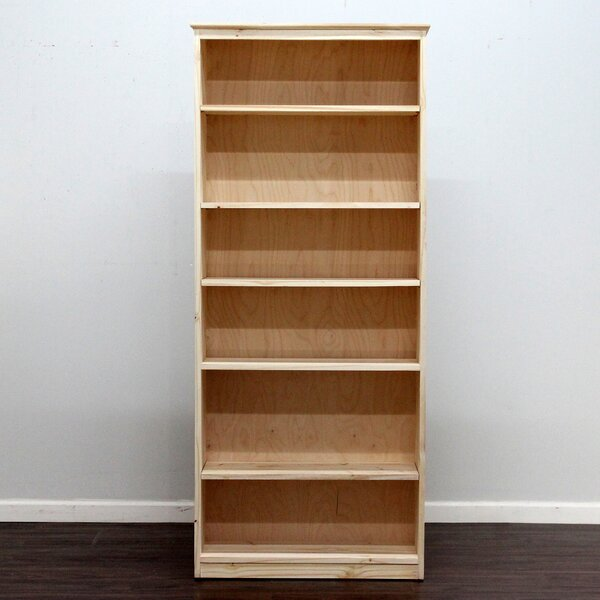 Semple Standard Bookcase By Charlton Home