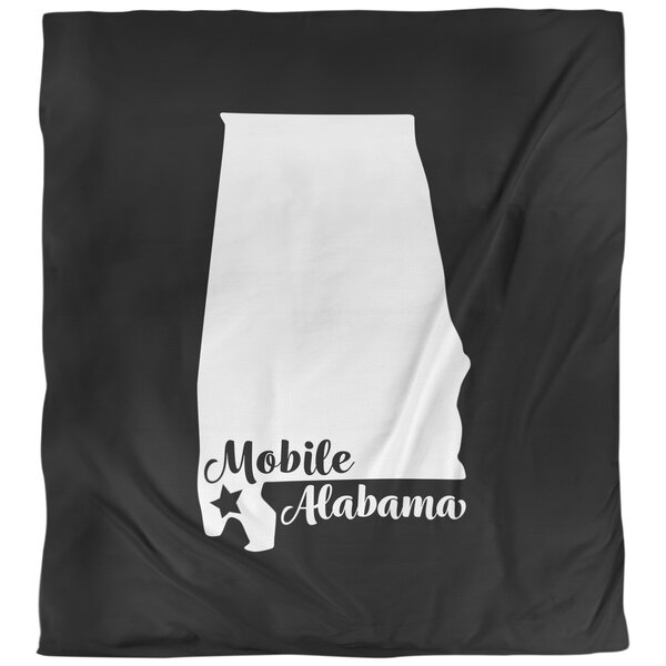 Alabama Single Duvet Cover