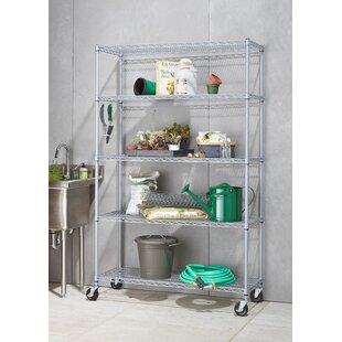 Metal Shelving Units & Storage Racks You\'ll Love | Wayfair