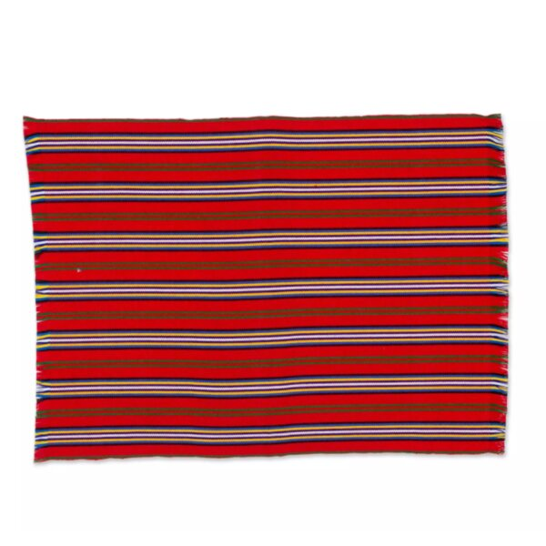Wiggin Trails Cotton Placemat (Set of 6) by Latitude Run