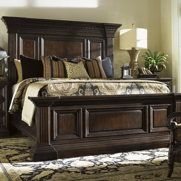 Island Traditions Panel Bed by Tommy Bahama Home