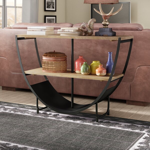Braun Console Table by Union Rustic