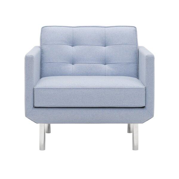 Plateau Fibre Filled Club Chair by EQ3 EQ3