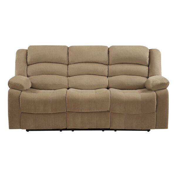 Updegraff Living Room Reclining Sofa by Winston Porter